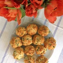 salta muffins // Savory muffins