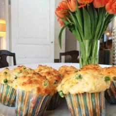 salta muffins //Savory muffins